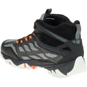 Merrell Moab FST Mid Gore-Tex - Chaussures Homme - gris/noir